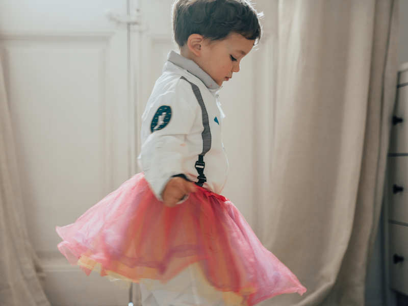 Ask the expert: My son is mocked for his love for dressing up