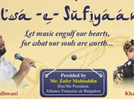 A Sufi music concert with a social cause comes to Bengaluru this April