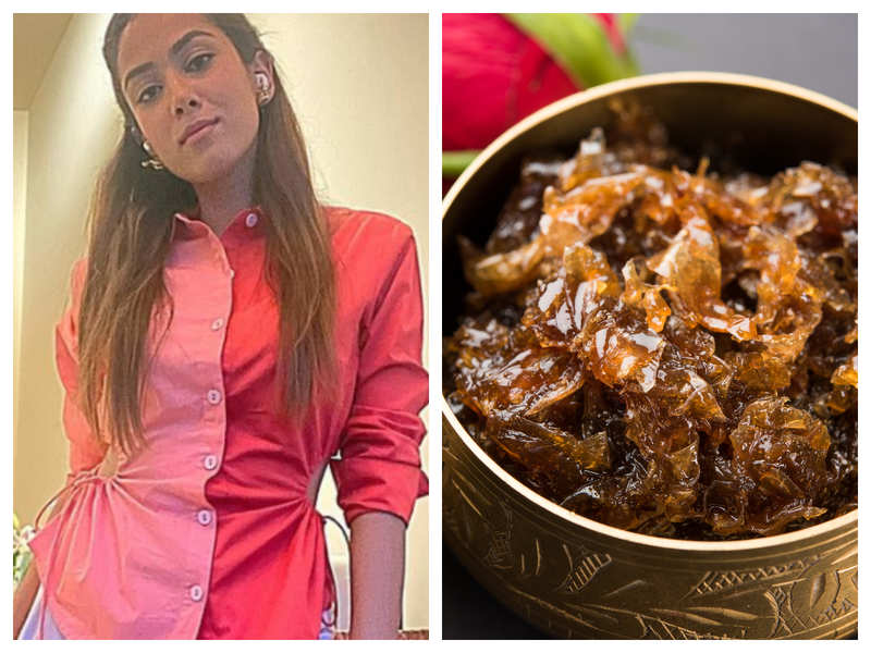 Watch: Mira Kapoor shows how to make Gulkand at home
