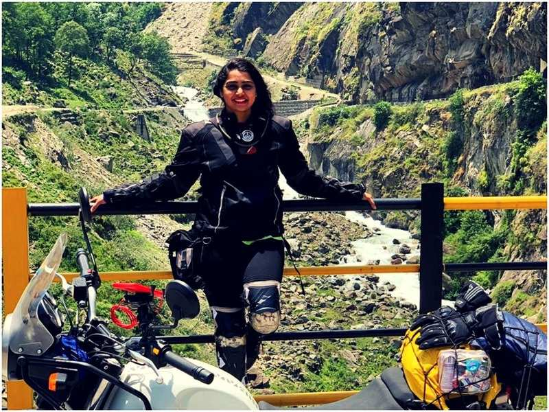Dimple Singh plans to head out on a trail in north India with friends