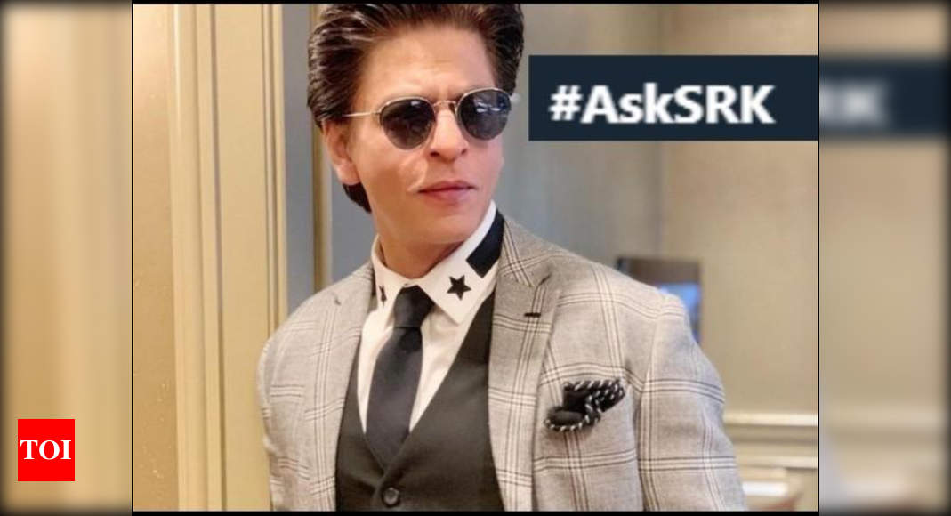 Fan asks SRK about the sequel of 'Jab Harry Met Sejal', his reply will leave you in splits – Times of India