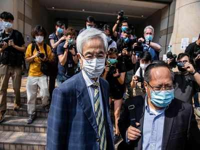 CHINA Hong Kong, anti-extradition movement: seven democracy leaders condemned