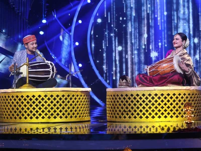 Indian Idol 12: Rekha praises contestant Pawandeep, says, 'I want to adopt you, your voice is amazing'