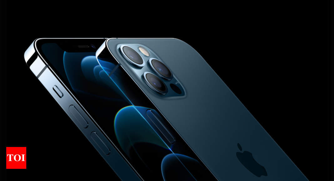 iPhone 13 lineup to offer identical wide camera lens as iPhone 12, claims report – Times of India