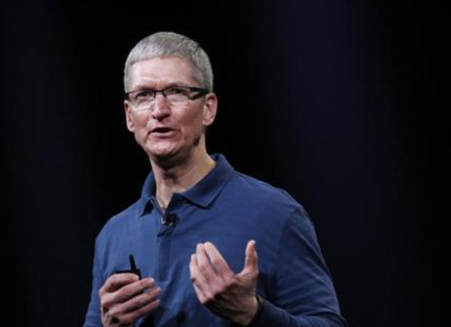 Read CEO Tim Cook's email to employees on Apple's 45th birthday
