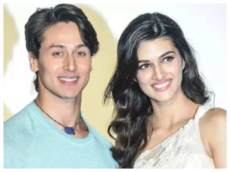'Ganapath': Kriti Sanon reveals that she is nervous to attempt action opposite Tiger Shroff