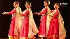 Kathak performance organised at Ravindra Manch