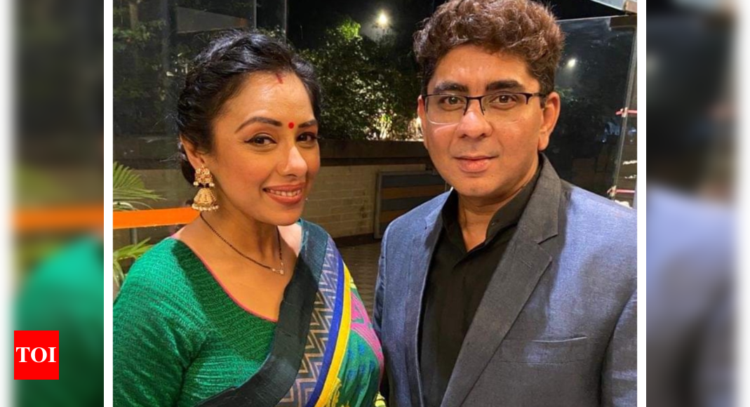 Rupali Ganguly is in home quarantine and is taking all precautions: Anupamaa producer Rajan Shahi - Times of India