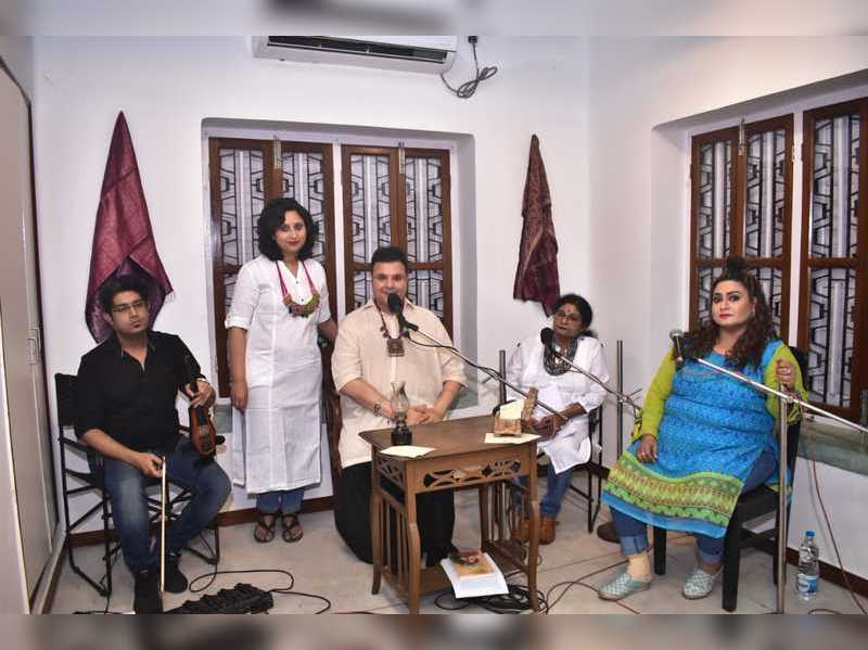 Music and literature bring city artistes together