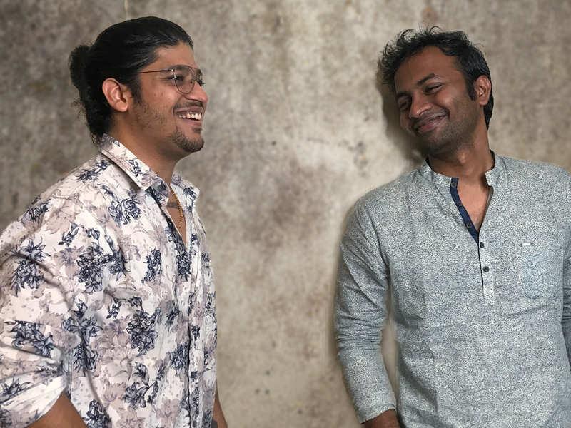 Prateek Gandhi, Madhav Krishna and their first independent Tamil single Ennodu Vaa