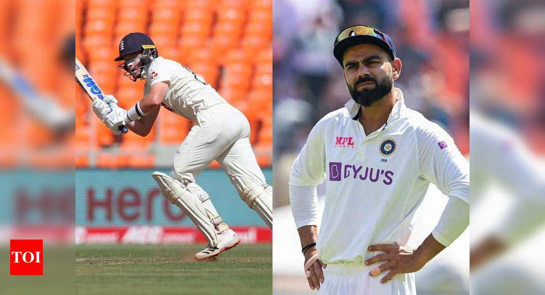 Ollie Pope reveals Virat Kohli's spinning tracks warning during first Test | Cricket News – Times of India