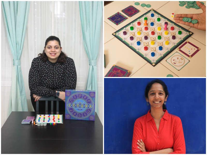 Now, a board game based on Kanchipuram's handloom industry