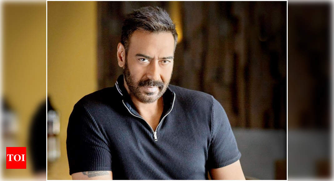 """""""I would have celebrated my birthday with my fans and fan club members"""" says Ajay Devgn as pens a gratitude note for his birthday – Times of India"""