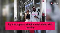 Aly Goni plans to relish Jaipur ka khana with Jasmine