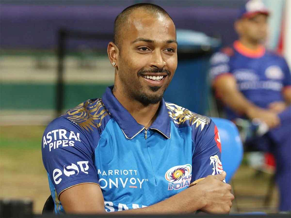 Hardik Pandya and his family in fun outing: Indian Premier League 2021