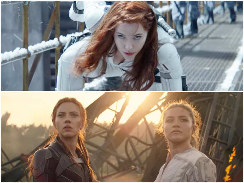Watch:  Scarlett Johansson's 'Black Widow' new trailer is here !