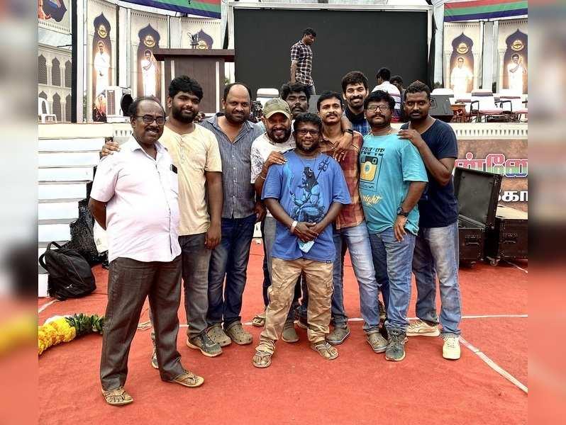 Venkat Prabhu's Maanaadu shoot wrapped up