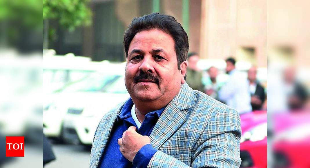 IPL 2021: BCCI to get in touch with Health Ministry for players' vaccination, says Rajeev Shukla | Cricket News – Times of India