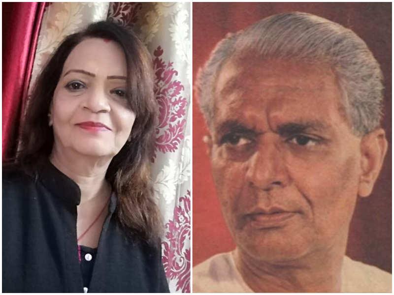 Exclusive Interview! Kanhaiyalal Chaturvedi's daughter Hemaa Singh: My father deserves the Dadasaheb Phalke award
