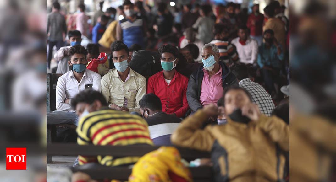 Center gives three reasons for Covid India surge  India News