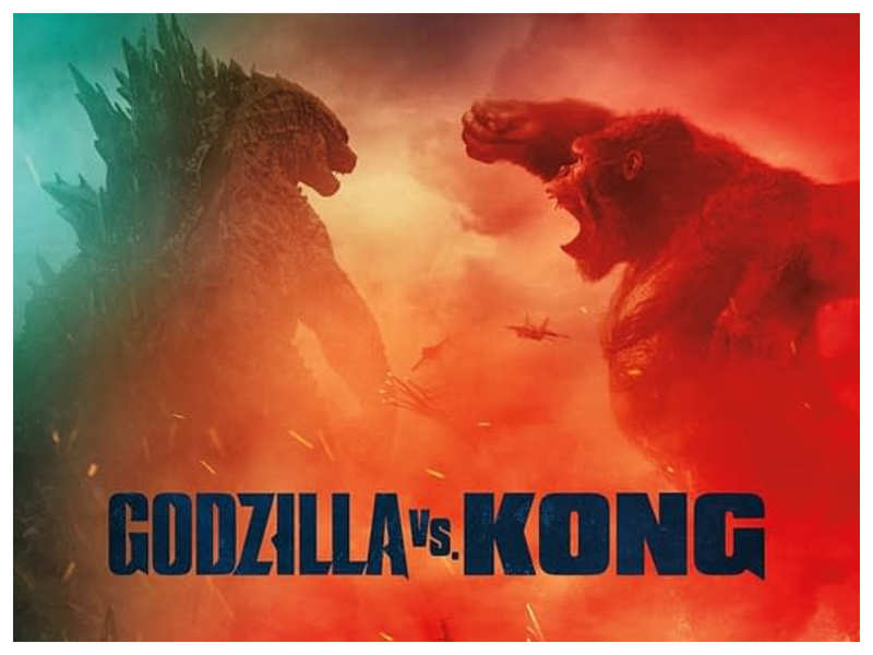 Pic: Godzilla vs Kong Movie Poster