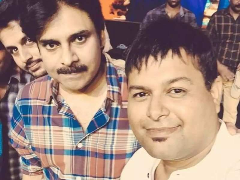 Thaman promises an extra dose of music in Pawan Kalyan's next