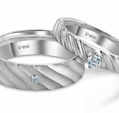 Platinum jewellery is going to make a comeback this year