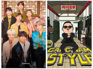 BTS' 'Dynamite' smashes PSY's 'Gangnam Style' record to become longest-charting song by a Korean act in Hot 100 history