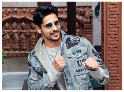 Mission Majnu: Sid gets injured while shooting