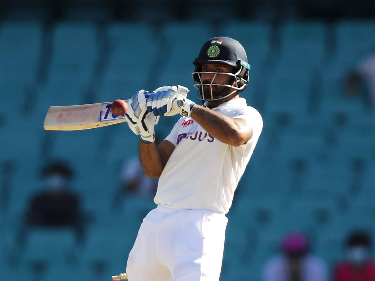 Hanuma Vihari set for county stint with Warwickshire after IPL snub    Cricket News - Times of India