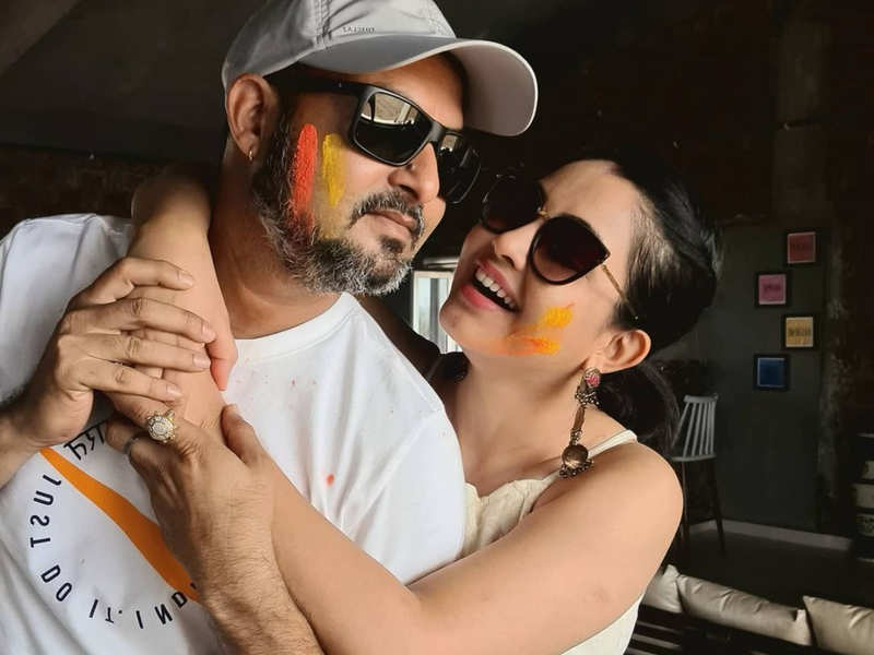 Exclusive - Shubhangi Atre on her COVID: After me, my husband too is  showing symptoms - Times of India