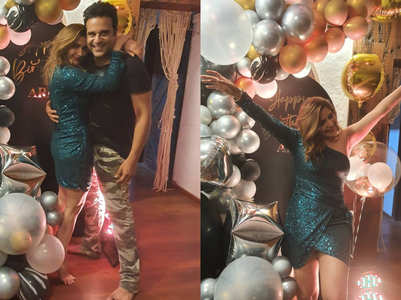 Inside Pics: Arti Singh's b'day celebration