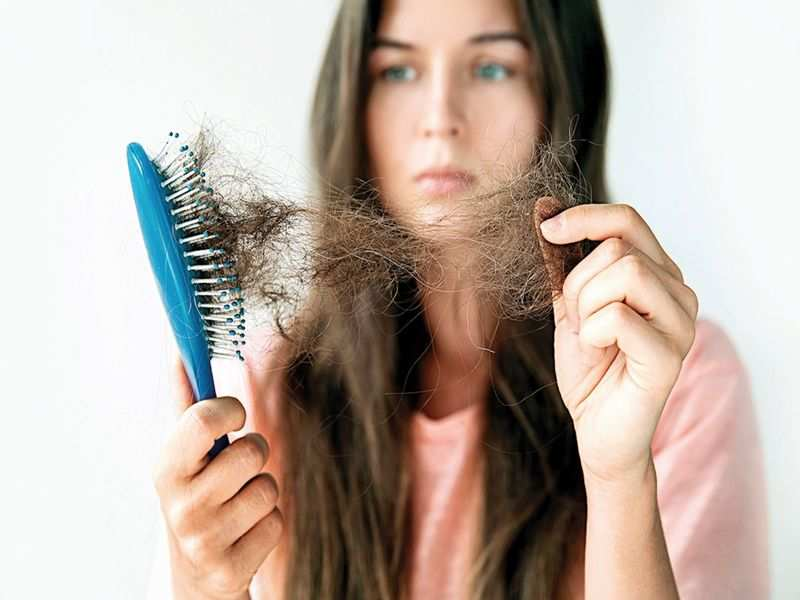 These nutrition and home remedies can help you deal with hair loss