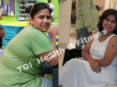 """""""Boiled eggs and chicken helped me drop 16 kgs"""""""