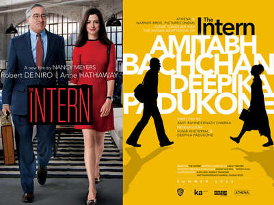 Details about Hindi remake of 'The Intern'