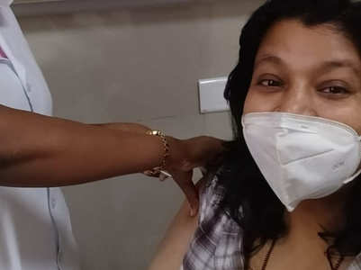 Taarak's Ambika gets vaccinated