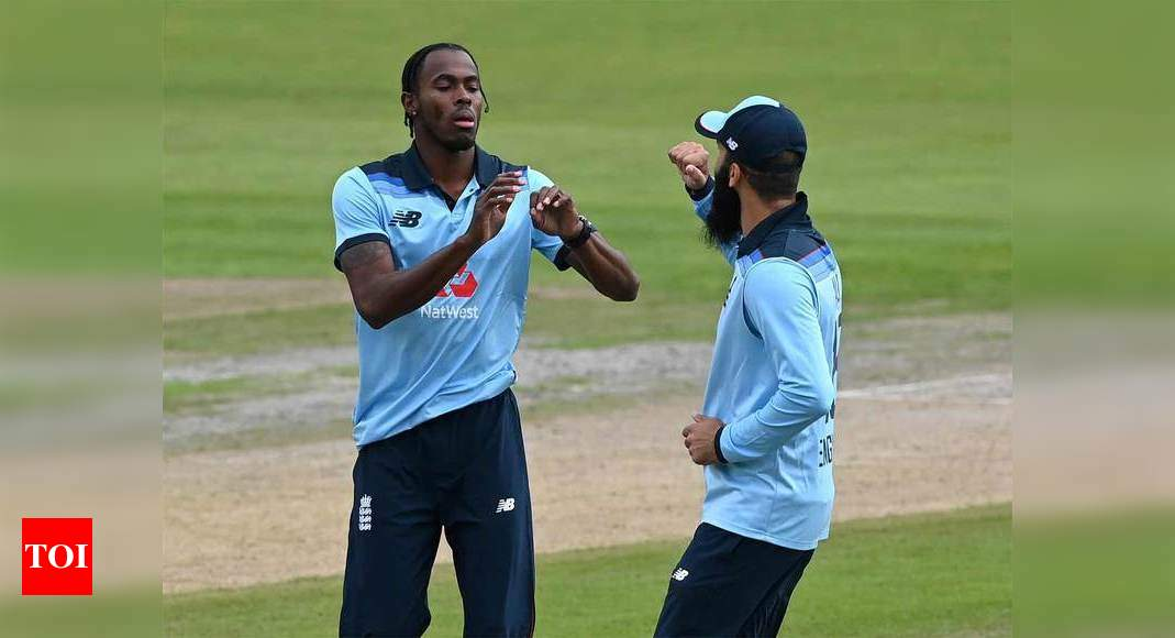Jofra Archer not impressed by Taslima Nasreen's remarks on Moeen Ali, wants author to delete tweet | Off the field News – Times of India