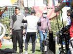 Sharmaji Namkeen: On the sets