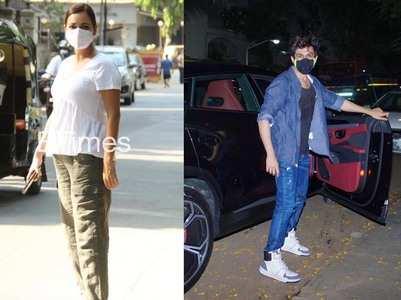 Pap Diary: Dia visits a clinic; Kartik buys car