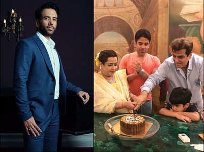 Tusshar Kapoor on dad Jeetendra's birthday
