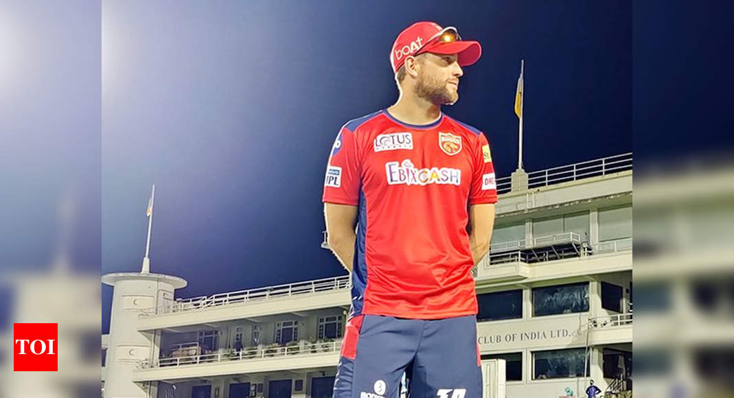 IPL 2021: T20 isn't all about slogging every ball, says Dawid Malan | Cricket News – Times of India