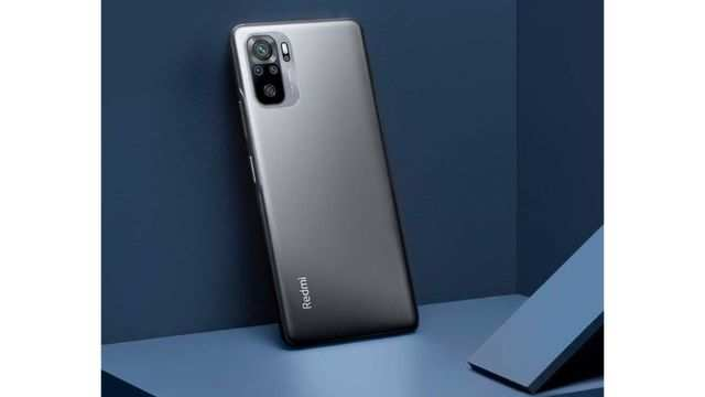 Redmi Note 10 with 6.43-inch Super AMOLED screen to go on sale today via Amazon
