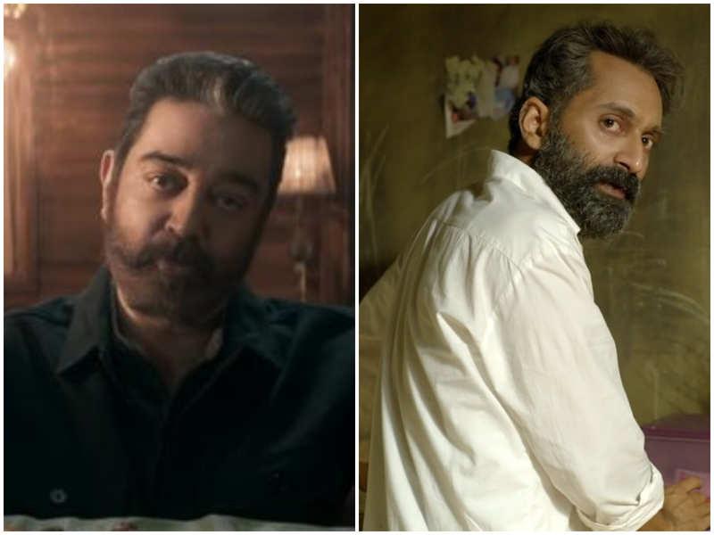 Fahadh Faasil confirms acting in Kamal Haasan's Vikram
