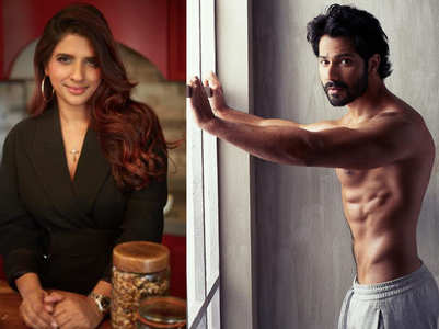 Varun's nutritionist reveals his diet