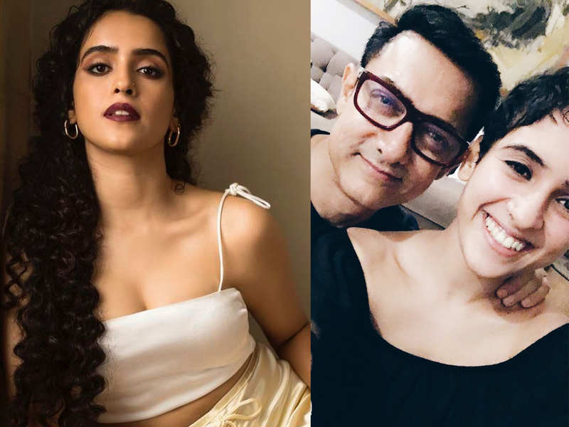Exclusive Interview! Sanya Malhotra: Aamir Khan is not a perfectionist