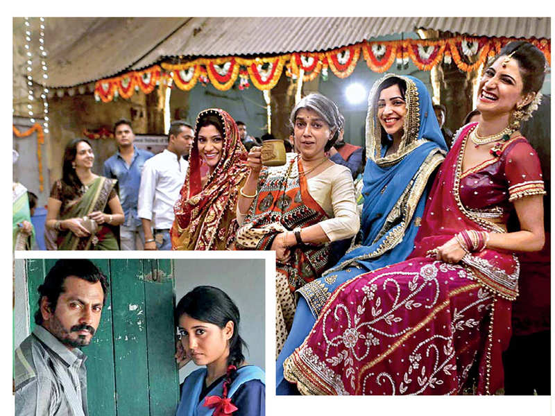 Lipstick Under My Burkha and Haraamkhor (below) were denied certification by the CBFC, after which the FCAT stepped in and gave both the films an 'A'certificate and some cuts