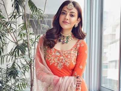 Kajal Aggarwal's best ethnic looks