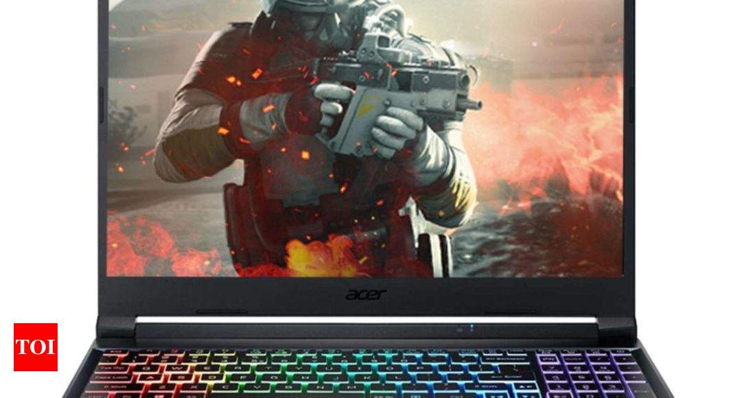 Acer:  Acer launches new Nitro 5 gaming laptop with AMD Ryzen 5600H series processor, price starts Rs 71,990 – Times of India