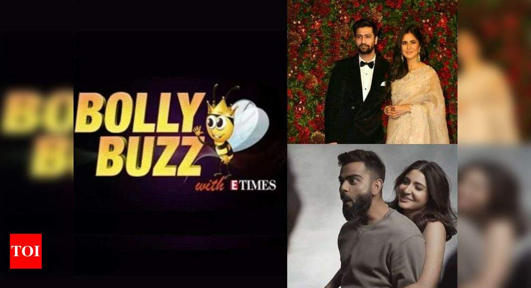 Bolly Buzz! Katrina Kaif tests positive for COVID-19; Hrithik Roshan and Saif Ali Khan roped in for the Hindi remake of 'Vikram Vedha' – Times of India ►