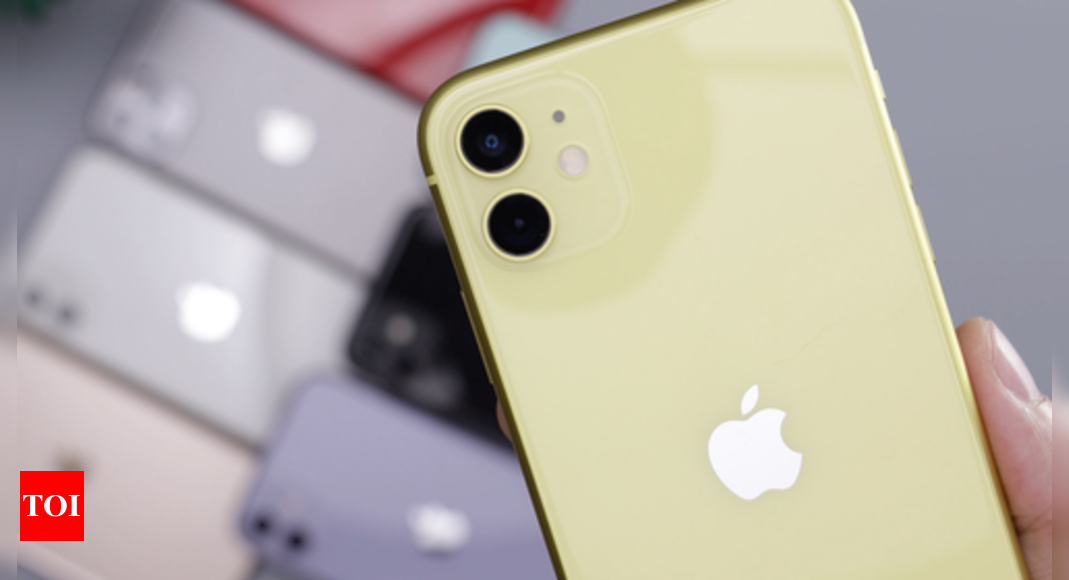 Over 90% iPhone users are now on latest iOS version: Report – Times of India